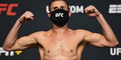 Hasil UFC Vegas 20 - Peragakan Jurus Komplet, Jagoan Ini Dipuji Dustin Poirier