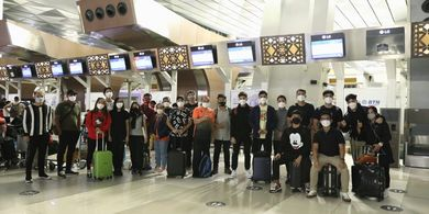 Sudah Terima Vaksin, Hafiz/Gloria dkk Terbang ke Swiss dengan Motivasi Tinggi