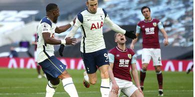 Cetak Dua Gol Lawan Burnley, Gareth Bale Akhirnya Bangkit Kembali?