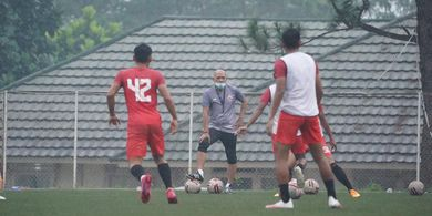 Latihan Persija Jakarta Hanya Diikuti 23 Pemain, Siapa yang Absen?