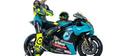 Valentino Rossi Ungkap Target MotoGP 2021: Berusaha Jadi Pemenang