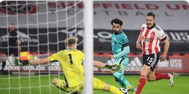 Liverpool Kelabakan Lawan Kiper Dewa Sheffield United, Lakukan Penyelamatan Tiap 9 Menit