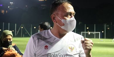 Ketum PSSI Minta Striker Timnas Indonesia Ulangi Momen Final Piala Menpora 2021