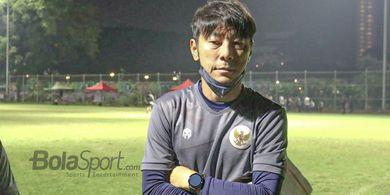 TC Timnas U-22 Indonesia Sudah Kelar, Shin Tae-yong Ogah Pulang Kampung, Mengapa?