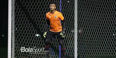 Persib Bandung Bawa Kiper Timnas Indonesia di Piala Wali Kota Solo 2021