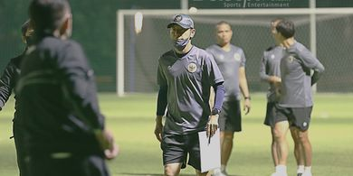 Uji CobaTimnas U-22 Indonesia Batal, Shin Tae-yong: Tim Ini Butuh Uji Coba