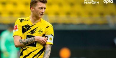 Reus Sesumbar Skuad Borussia Dortmund Saat Ini Bisa Juara Bundesliga