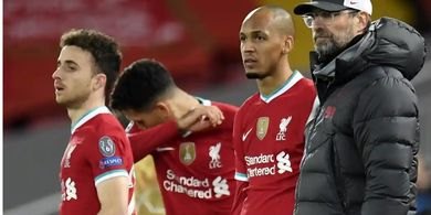 Melihat Kans Liverpool Lolos ke Liga Champions dari Sisa Laga Liga Inggris