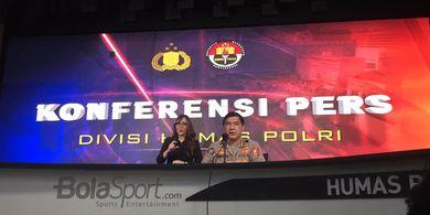 Polri: Uji Coba Timnas U-22 Indonesia Direncanakan Bergulir pada 5 dan 7 Maret