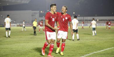 Pemain Terbaik Timnas U-22 Indonesia Versi Gelandang Tira Persikabo