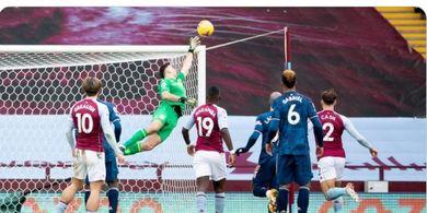 Kiper Aston Villa Ungkap Kekecewaan Setelah Dibuang Arsenal