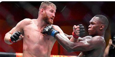 Tak Perlu Rematch, Jan Blachowicz Tetap Unggul atas Israel Adesanya