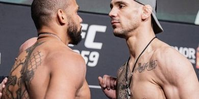 Demi Titel Juara UFC,  Aleksandar Rakic Bakal Habisi Jagoan Sikut Horor