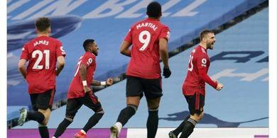 Gak Cuma Manchester City! Manchester United Bisa Kalahkan Tim Mana pun!