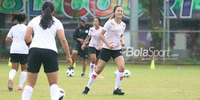 Covid-19 Melonjak, TC Timnas Wanita Indonesia di Jakarta Diperketat