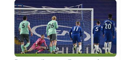 Hasil Akhir Liga Inggris - Menang 2-0, Chelsea Amankan Posisi Empat Besar