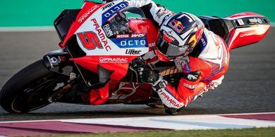 Hasil FP2 MotoGP Prancis 2021 - Zarco Tercepat, Rossi Akhirnya Tembus 10 Besar