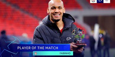 Fabinho sudah Anggap Liverpool Sukses jika Finis 4 Besar di Liga Inggris