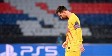 Lionel Messi Ingin Akhiri Kutukan Ronaldo di El Clasico