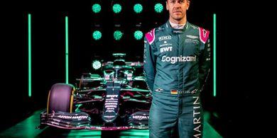 Bersikap 'Gentleman', Sebastian Vettel Ogah Bandingkan Mesin Mercedes dan Ferrari