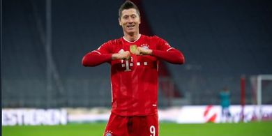 Rencana Robert Lewandowski Gabung Real Madrid Gagal karena 1 Hal