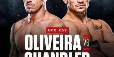 UFC 262 – Pakai Indra Keenam, Michael Chandler Redam Kengerian Charles Oliveira