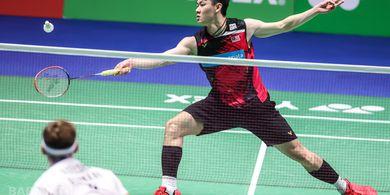 Denmark Open - Ingin Balaskan Dendamnya ke Ginting, Andalan Malaysia Terhalang Viktor Axelsen