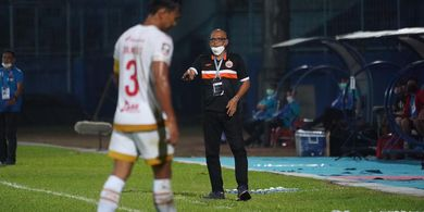 Bergantian Dikritik Netizen, Sudirman dan Marko Simic Bawa Persija Lolos ke Final Piala Menpora 2021