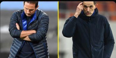 Di Balik Kesuksesan Tuchel, Legenda Chelsea Ingatkan Ada Peran Lampard
