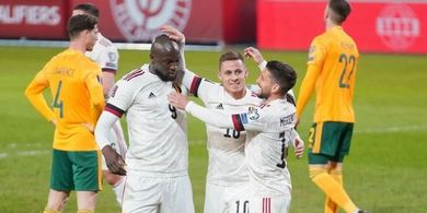 Prediksi EURO 2020 - Belgia vs Rusia, Setan Merah bakal Dibikin Ngos-ngosan