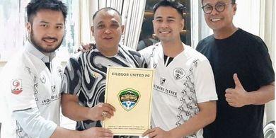 Raffi Ahmad Akusisi Cilegon United, CEO Klub Irit Bicara dan Agendakan Jumpa Pers pada Rabu