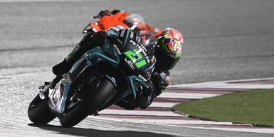 MotoGP Prancis 2021 - Trek Kesukaan, Franco Morbidelli Incar Kemenangan