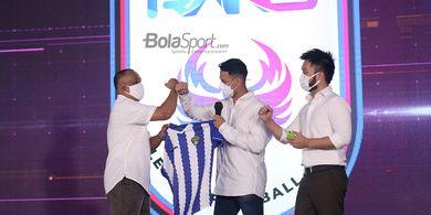Raffi Ahmad Bikin RANS Cilegon FC, Baim Wong Ternyata Tak Mau Kalah