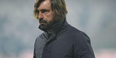 Andrea Pirlo Dikritik Habis-habisan, Legenda Juventus Cuma Bisa Ketawa dan Beri Pembelaan