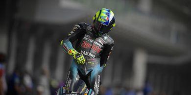 Dua Hasil Jeblok Bukan Jadi Patokan Valentino Rossi Bakal Pensiun