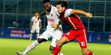 PSM Makassar Vs Persija - Misi Balas Dendam Macan Kemayoran di Semifinal Piala Menpora 2021
