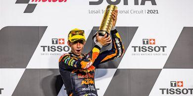 Meski Lampaui Rossi dan Marquez, Bocah Ajaib Pedro Acosta Jangan Mimpi Naik ke MotoGP Tahun Depan