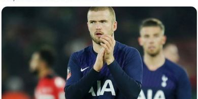 Bukti Kesetiaan pada Tottenham, Eric Dier Punya Satu Permintaan Gila