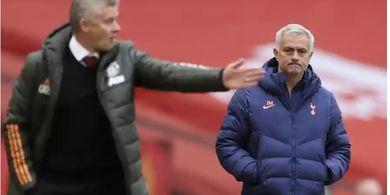 Jose Mourinho Bantah Ucapan Ole Gunnar Solskjaer, soal Apa?