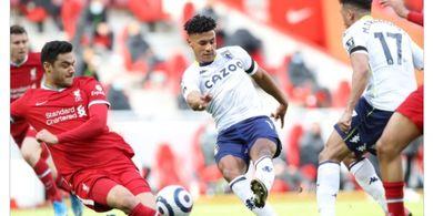 Hasil Babak I - Liverpool Tertinggal 0-1 dari Aston Villa Meski Lebih Dominan
