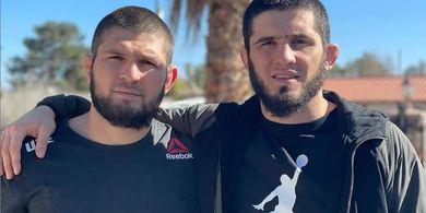 Islam Makhachev Tak Mau Khianati Khabib, Jalan Juara Ditutup UFC