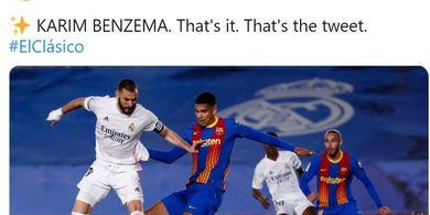 Beda Nasib Bek Debutan Barcelona di El Clasico, Dibully Striker Real Madrid dan Cetak Gol Tandang Pertama Kali