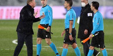 Barcelona Dikhianati Wasit, Ronald Koeman: Harusnya Real Madrid Tidak Menang
