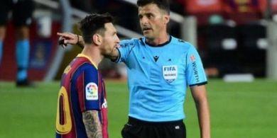 Sepatu Emas Eropa - Messi Tempel Ronaldo, Monster Gol Tetap di Atas
