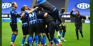 Inter Milan Juara Liga Italia, Kuncinya Tak Ada Seorang pun Anak Tiri