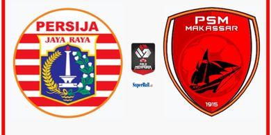 Hasil Semifinal Piala Menpora 2021 - Persija Tuntaskan Dendam dan Tembus Final