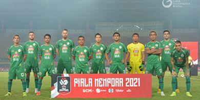 Piala Menpora 2021 - PSS Sleman Pincang Jelang Laga Kontra Persib