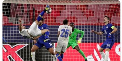 Jebol Gawang Chelsea via Tendangan Salto, Mehdi Taremi Sukses Ukir Rekor