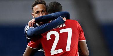 Singkirkan Bayern Muenchen, Neymar Buka Suara Soal Masa Depannya