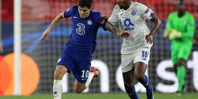 Hasil Liga Champions - Kecolongan Gol Salto Cantik di Menit Akhir, Chelsea Tetap Lolos ke Semifinal